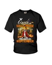 Beagle - Queen of Halloween Youth T-Shirt thumbnail