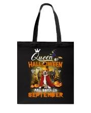Beagle - Queen of Halloween Tote Bag thumbnail