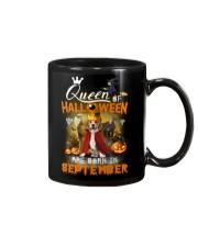 Beagle - Queen of Halloween Mug thumbnail