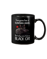 Angel Black Cat Mug thumbnail
