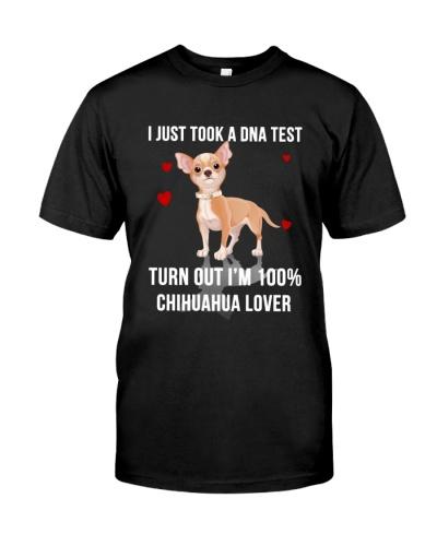 Chihuahua - DNA
