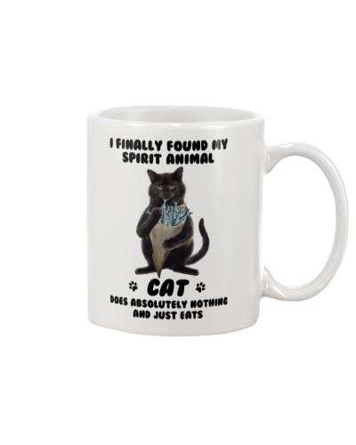 Black Cat My Spirit Animal