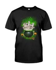 Alaskan Malamute Pot Classic T-Shirt thumbnail