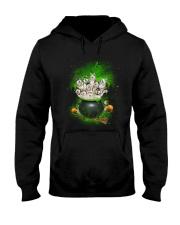 Alaskan Malamute Pot Hooded Sweatshirt thumbnail