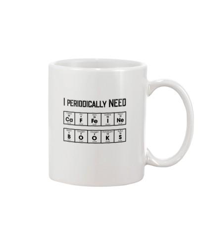 Periodically need Coffee Books