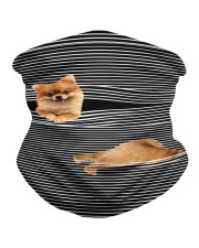 Pomeranian Striped T821  Neck Gaiter thumbnail