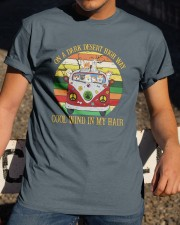 Akita On High Way Classic T-Shirt apparel-classic-tshirt-lifestyle-28