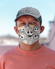 Jack Skellington H28825 Cloth face mask aos-face-mask-lifestyle-06