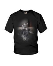 CAT BELIEVE Youth T-Shirt thumbnail