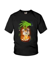 Labrador Retriever Hand Witch Youth T-Shirt thumbnail