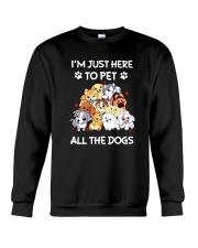 All The Dogs Crewneck Sweatshirt thumbnail