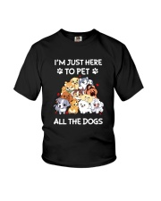 All The Dogs Youth T-Shirt thumbnail
