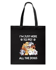 All The Dogs Tote Bag thumbnail