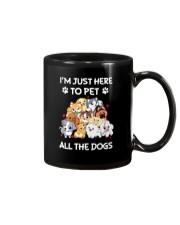 All The Dogs Mug thumbnail
