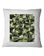 Cat Camo TJ1902 Square Pillowcase tile