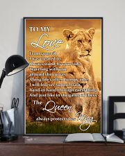 Family To my love 11x17 Poster lifestyle-poster-2