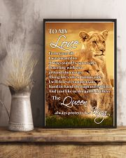 Family To my love 11x17 Poster lifestyle-poster-3