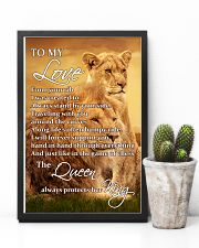 Family To my love 11x17 Poster lifestyle-poster-8