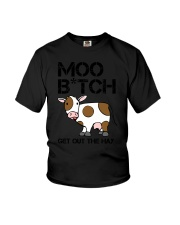 Farmer - Moo Get Out Youth T-Shirt thumbnail