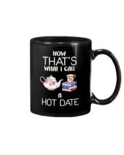 Book And Tea Hot Date Mug thumbnail