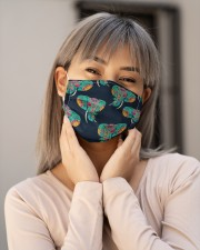 Colorful Elephant G82501 Cloth face mask aos-face-mask-lifestyle-17