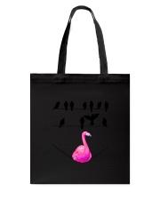 Flamingo Different Tote Bag thumbnail