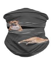 Staffordshire Bull Terrier Striped T8211 Neck Gaiter thumbnail