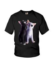 Cat - Love You Youth T-Shirt thumbnail