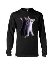 Cat - Love You Long Sleeve Tee thumbnail
