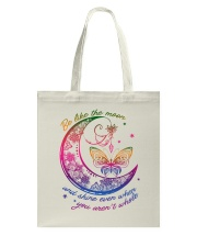 Butterfly Be Like The Moon T5TE Tote Bag thumbnail