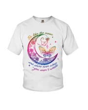 Butterfly Be Like The Moon T5TE Youth T-Shirt thumbnail