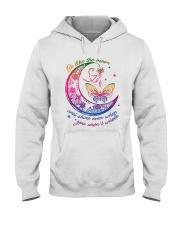 Butterfly Be Like The Moon T5TE Hooded Sweatshirt thumbnail