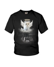 Angel And Devil Youth T-Shirt thumbnail