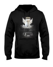Angel And Devil Hooded Sweatshirt thumbnail