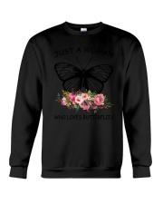 POSEIDON - BUTTERFLY - JUST A WOMAN 2004 Crewneck Sweatshirt thumbnail