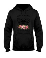 POSEIDON - BUTTERFLY - JUST A WOMAN 2004 Hooded Sweatshirt thumbnail