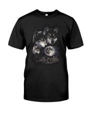 Strong Wolf Classic T-Shirt thumbnail