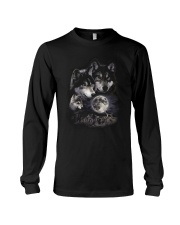 Strong Wolf Long Sleeve Tee thumbnail