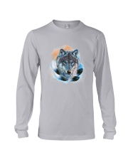 Wolf Feather  Long Sleeve Tee thumbnail