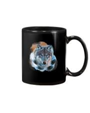 Wolf Feather  Mug thumbnail