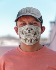 Shih Tzu Awesome H27842 Cloth face mask aos-face-mask-lifestyle-06