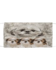 Shih Tzu Awesome H27842 Cloth face mask front
