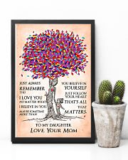 Family Always Remember 11x17 Poster lifestyle-poster-8