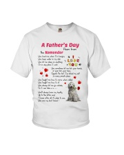 Komondor Poem Youth T-Shirt thumbnail