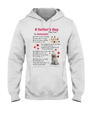 Komondor Poem Hooded Sweatshirt thumbnail