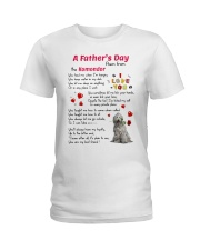 Komondor Poem Ladies T-Shirt thumbnail