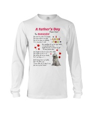Komondor Poem Long Sleeve Tee thumbnail