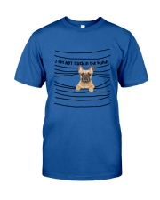French Bulldog In The Blinds  Classic T-Shirt thumbnail
