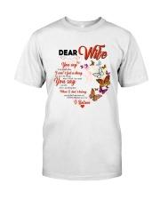 Family Husband Say  Classic T-Shirt thumbnail