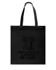 Farm Cow Tote Bag thumbnail